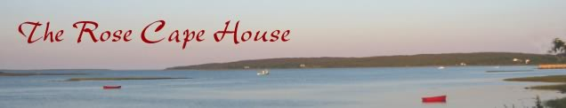 The Rose Cape House banner